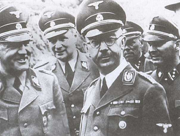 a biography of the reich ss leader and chief of the german police Heinrich himmler biography born himmler became the reich leader of the ss gained total police authority in the country by being named as chief of german.