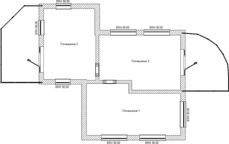 этаж арочное окно (то,