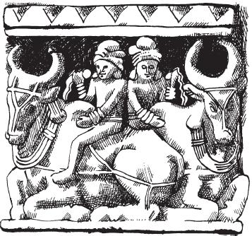 Любовные игры в древней индии