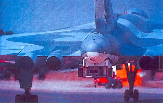 Самолет «Вулкан» В Мк.2 (вид