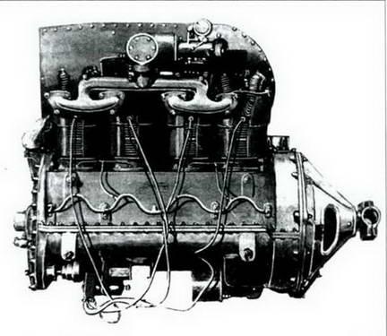 двигатель танка Т-26.