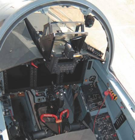 Сохраняется на МиГ-35 и